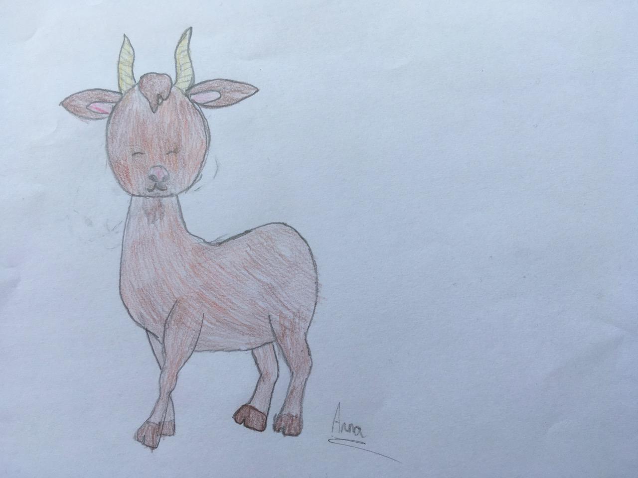 Anna Diffley, Age 10