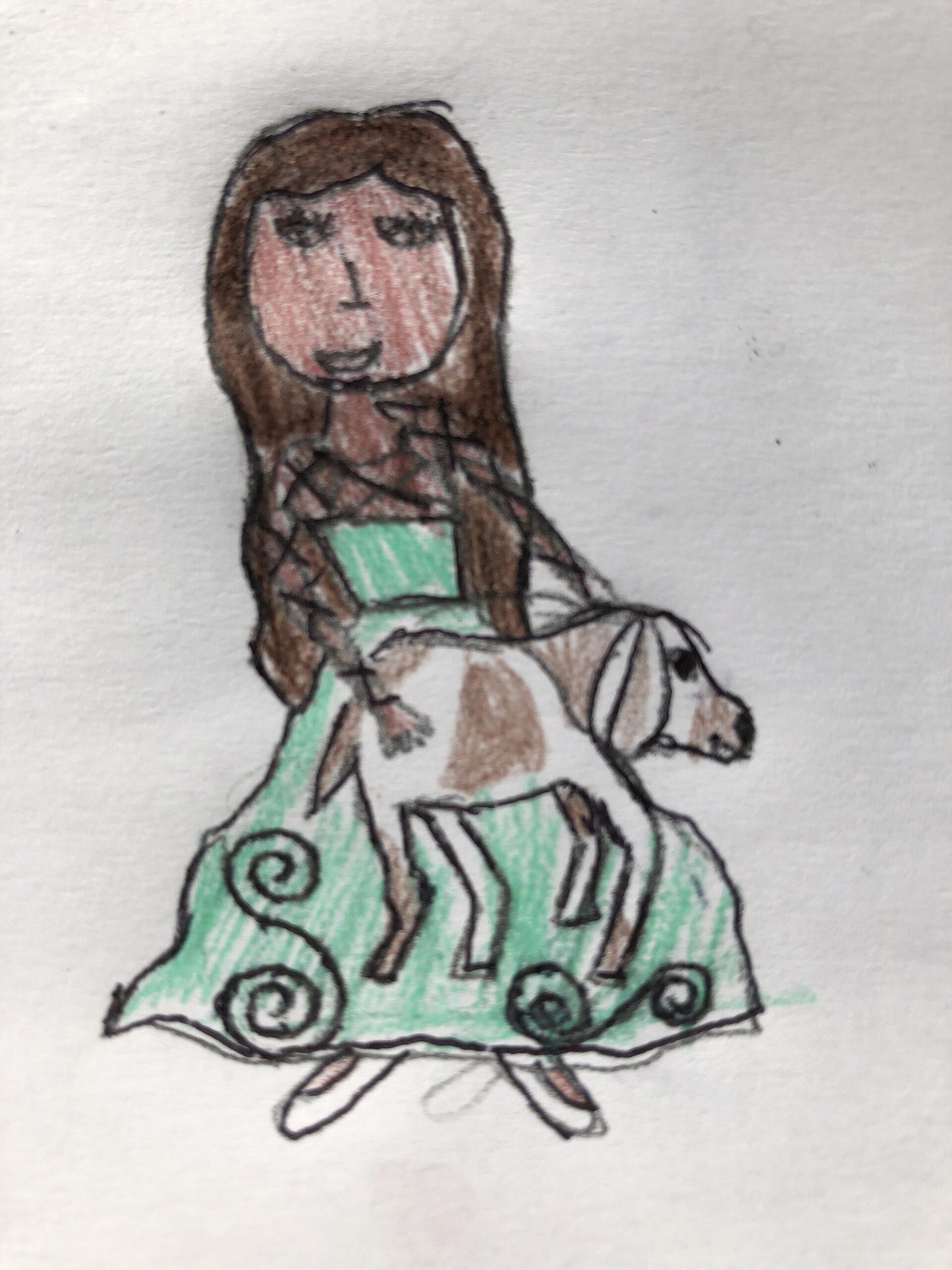 Emily Gruber, Age 10