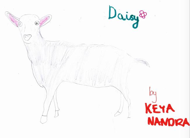 Keya Nandra, Age 12