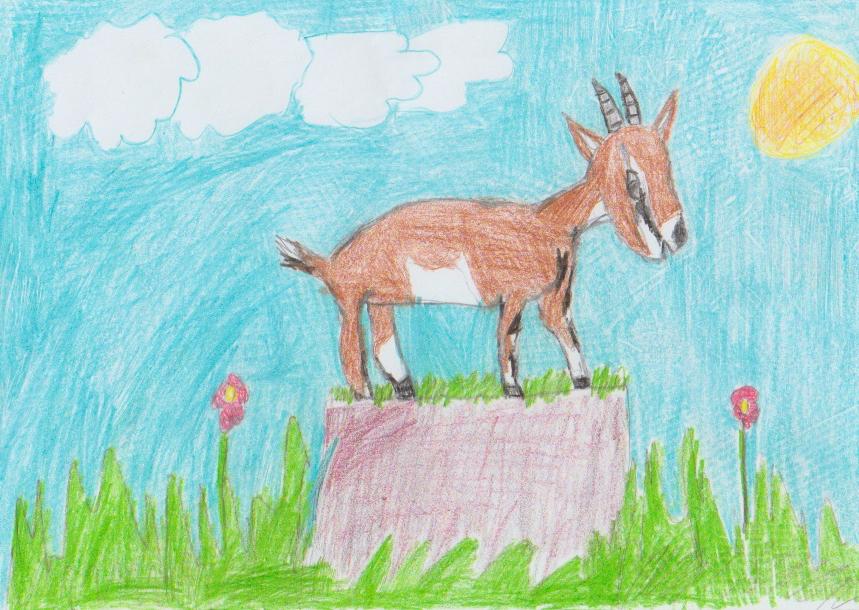 Ran Iles, Age 6