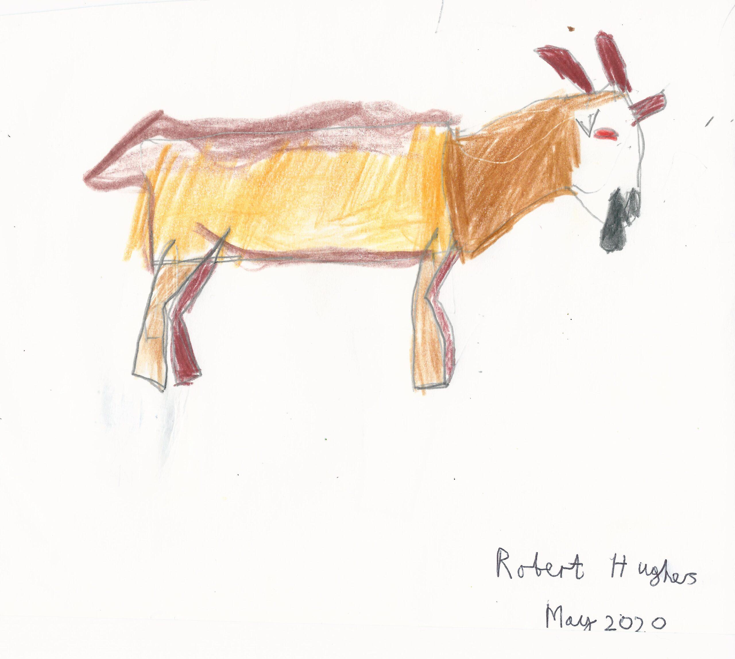 Robert Hughes, Age 12
