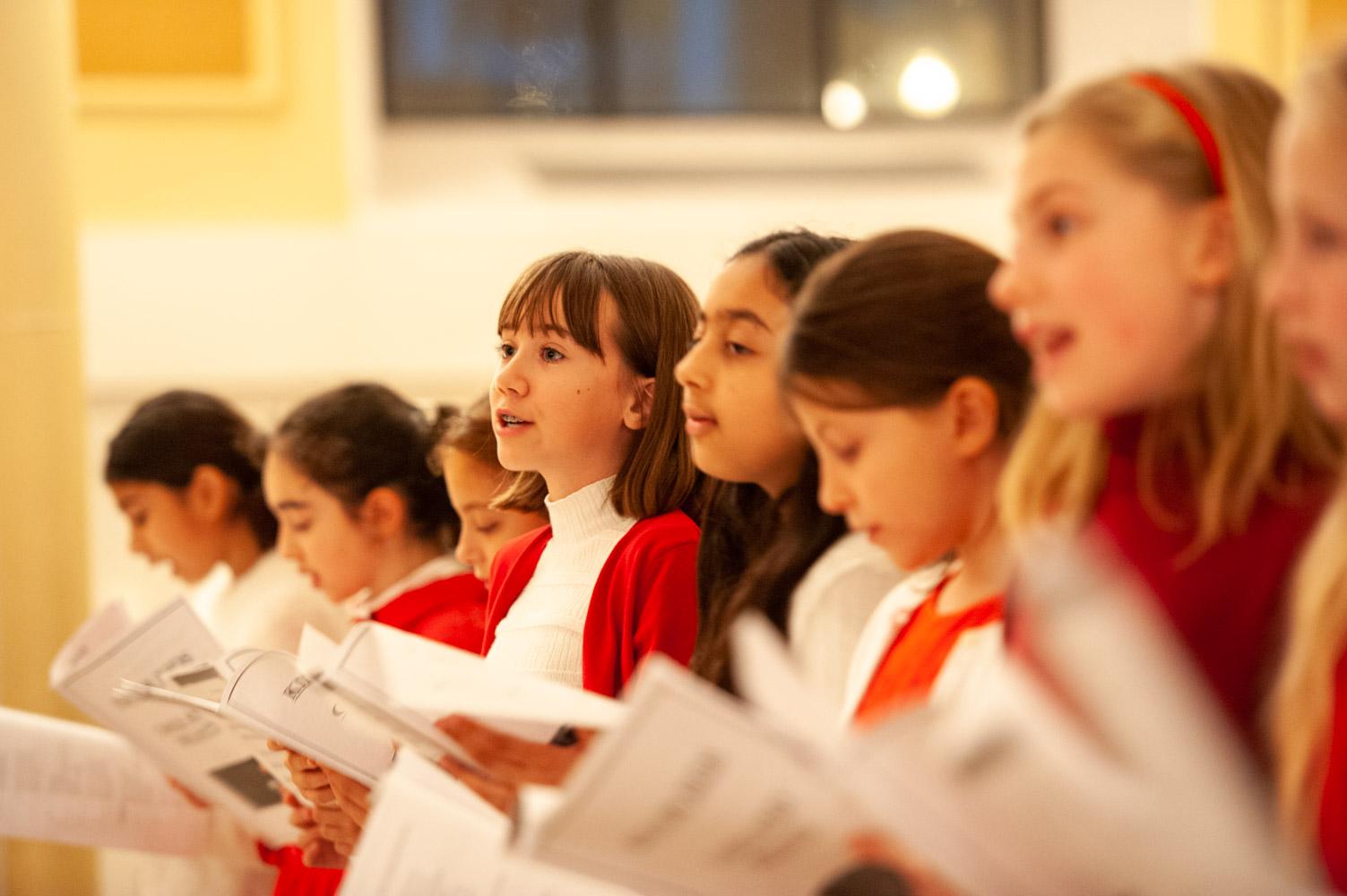 Choir Christmas Concert 2019
