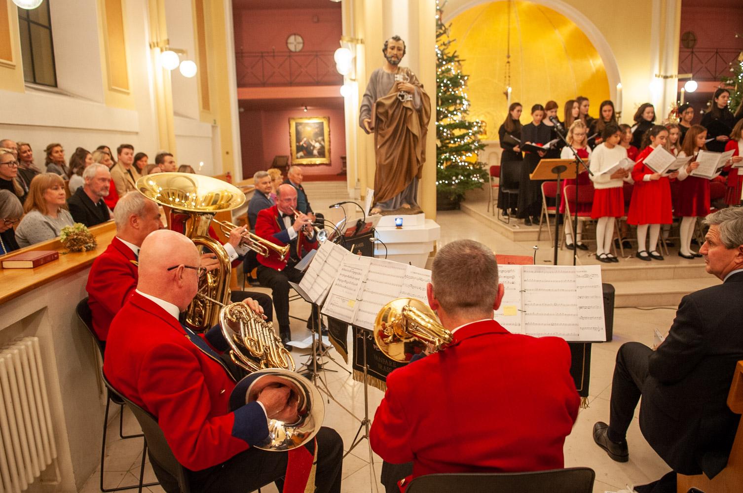 Thames Fanfare Brass Christmas Concert 2019